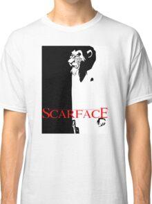 Scar Face Classic T-Shirt