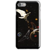 White Raven Fantasy Wildlife iPhone Case iPhone Case/Skin
