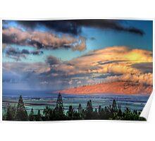 Pukalani Sunrise #1 Poster