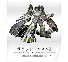 Pokemon Z Poster
