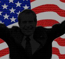 Slick Rick Nixon Sticker