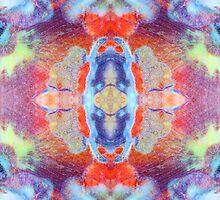 Scarab Dawn (Spiderweb Jasper) by Stephanie Bateman-Graham