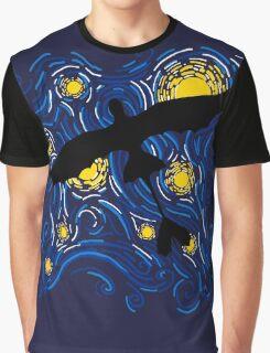 NightFury Sky Graphic T-Shirt
