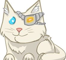 Kitten Rengar - League of Legends by masterkuro