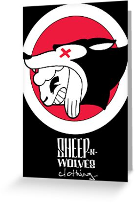 Sheep-n-Wolves Clothing Logo by Sheep-n-Wolves