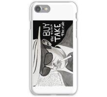 Take the Ride iPhone Case/Skin