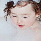 Bath-time. by Bec Stewart