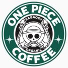 One Piece Coffee by cyycyy