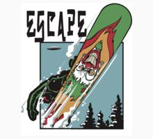 "Snowboarding ""Excape"" Kids Clothes"