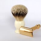 Shaving kit by Aneurysm