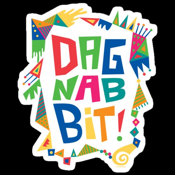 Dagnabbit by Andi Bird
