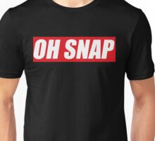 Oh Snap Unisex T-Shirt