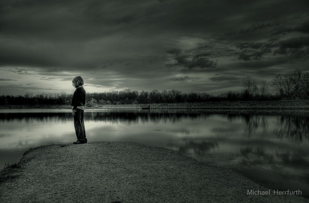 One with Myself by Michael  Herrfurth