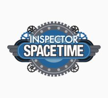 Inspector Spacetime Sticker by rexraygun