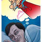 Richard Kiel - Man of Steel by andyjhunter