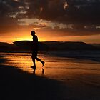 surf Byron Bay by Chaney Swiney