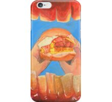 Nom! iPhone Case/Skin