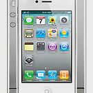 iPhone 4 - White version by Brother Adam