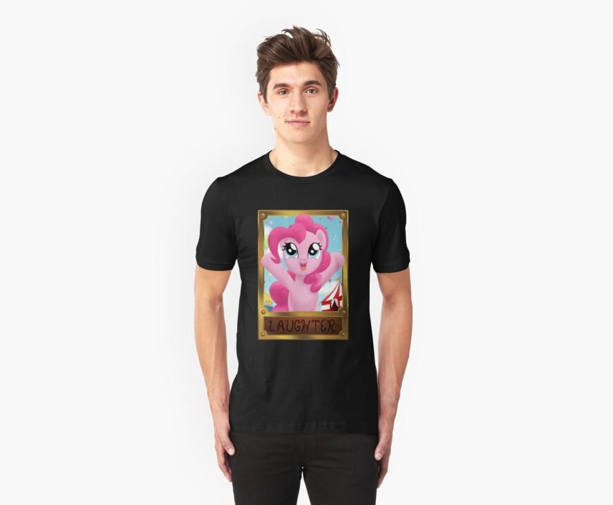 Pinkie Pie, Element of Laughter by nimaru