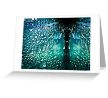 Born A Dragonfly Greeting Card