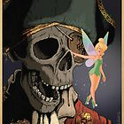 Tinkerbell and One Eyed Willy by andyjhunter