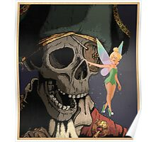 Tinkerbell and One Eyed Willy Poster