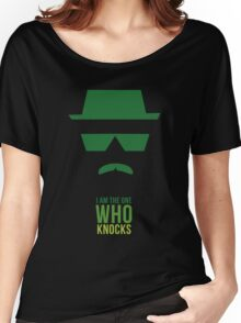 BREAKING BAD/ I AM THE ONE WHO KNOCKS Women's Relaxed Fit T-Shirt