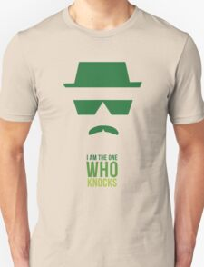 BREAKING BAD/ I AM THE ONE WHO KNOCKS Unisex T-Shirt