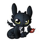 Chibi Toothless by Redhead-K