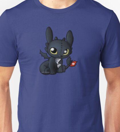 Chibi Toothless Unisex T-Shirt