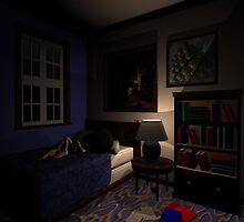 Tommy's Room by Dreamscenery