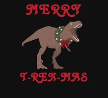 MERRY T-REX-MAS Long Sleeve T-Shirt