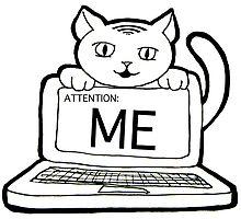 Mekatt- Attention ME by LanDiMonk