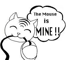 Mekatt- Mouse Mine by LanDiMonk