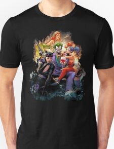 Joker & The Gotham City Sirens T-Shirt