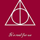 The Deathly Hallows by apye