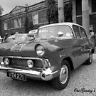 Vauxhall Victor by oulgundog