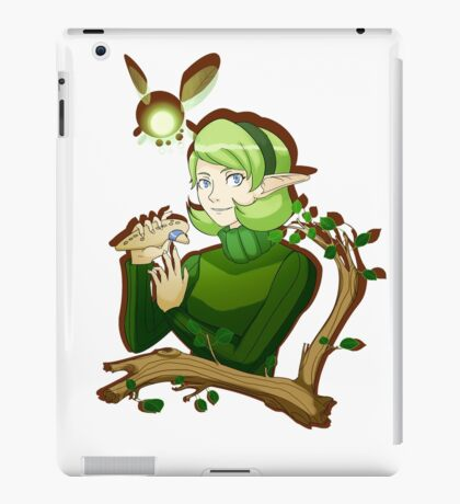 Saria Ocarina iPad Case/Skin