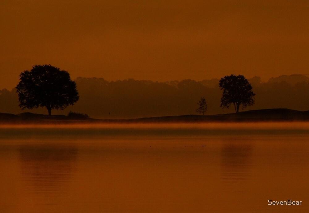 Fire Mist by SevenBear