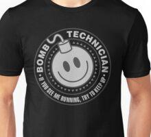 Bomb Technician Unisex T-Shirt