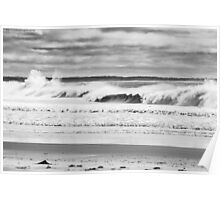 Noosa River Mouth Poster