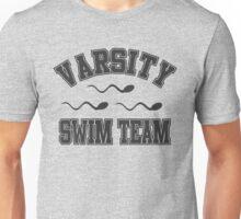 Varsity Swim Team Unisex T-Shirt