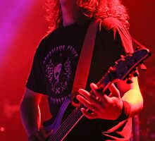 Sylvain Coudret of Soilwork by HoskingInd