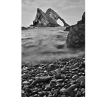 The Fiddle Rock Photographic Print