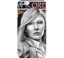 Amanda Rollins Law and Order SVU iPhone Case/Skin