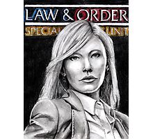 Amanda Rollins Law and Order SVU Photographic Print
