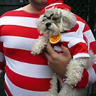 The Annual Tompkins Square Halloween Dog Parade Waldo by newyorknancy