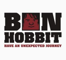 Bon Hobbit - Have an Unexpected Journey by Olipop