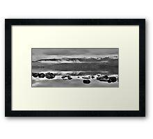 Panoramic Framed Print