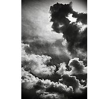 Clouds #1 Photographic Print